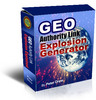 Thumbnail GEO Authority Link Explosion Generator