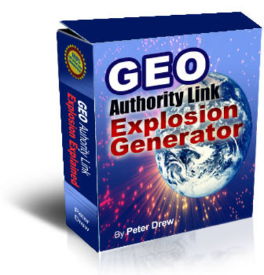 Product picture GEO Authority Link Explosion Generator